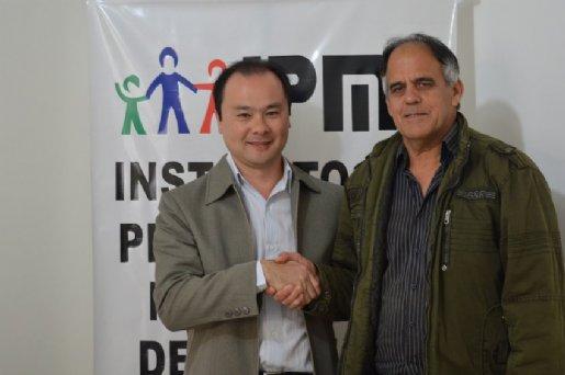 José Maria Ribeiro se aposenta pelo IPMI