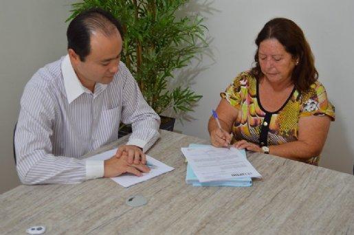IPMI concede aposentadoria à Rosângela Campos