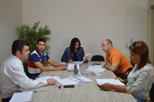 Comissão eleitoral se reúne para discutir detalhes da eleição do IPMI