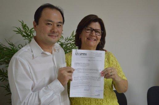 Selma Cravo se aposenta pelo Instituto de Previdência Municipal de Itapeva