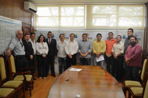 Conselho Administrativo do IPMI toma posse na Prefeitura