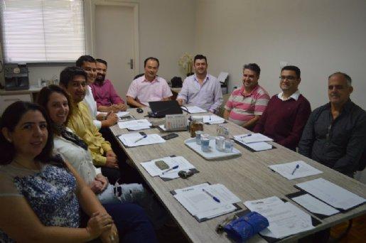 Novos conselheiros se reúnem no IPMI