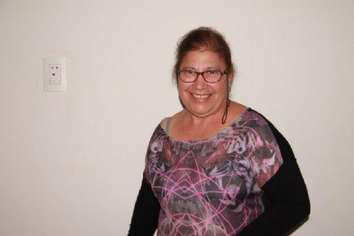 Após 26 anos de serviço público, Maria Inês se aposenta e vai se dedicar ao artesanato e aos netos