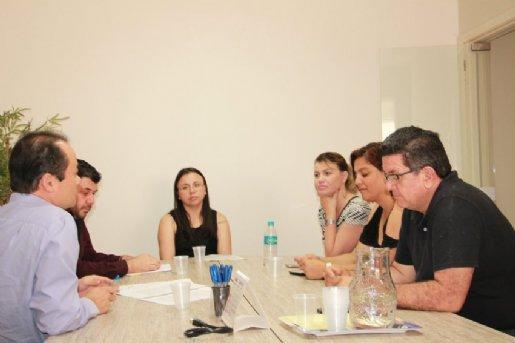 IPMI recebe visita do vereador Márcio Supervisor e de ADI's
