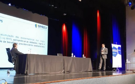 IPMI participa de debate sobre a nova previdência