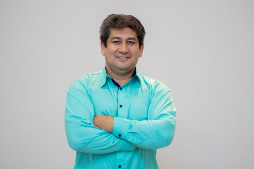 Edgar Endo é o superintendente do IPMI
